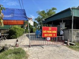 Xử phạt hành vi tổ chức tập trung đông người, vi phạm quy định phòng, chống dịch ở Hà Tĩnh