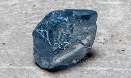 Kim cương xanh quý hiếm sắp 'trình làng' dự kiến có giá hàng chục triệu USD