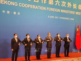 Việt Nam tham dựHội nghị Bộ trưởng Ngoại giao Mekong - Lan Thương lần thứ 6
