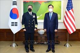 Hàn Quốc và Mỹ tái khẳng định tầm quan trọng của quan hệ song phương