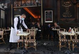Pháp, Bỉ cho phép nhà hàng, quán cà phê phục vụ trong nhà