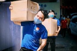 Thanh niên TP Hồ Chí Minh chung tay chống dịch COVID-19