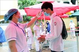 Hà Nội có 13 thí sinh dự thi tốt nghiệp THPT đợt 2