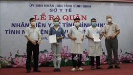 Bình Định cử đoàn cán bộ hỗ trợTP Hồ Chí Minh và Bình Dương chống dịch COVID-19