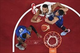 Đội tuyển bóng rổ Mỹ thua trận đầu tiên tại Olympic từ năm 2004