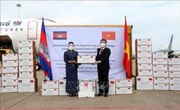 Thư cảm ơn Thủ tướng Campuchia về sự hỗ trợ dành cho TP Hồ Chí Minh