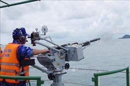 Đưa Luật Cảnh sát biển Việt Nam vào cuộc sống