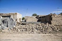 Động đất độ lớn 5,7 ở Iran