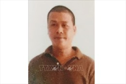 Truy tìm đối tượng liên quan vụ đốt nhà Đội trưởng Cảnh sát hình sự