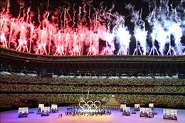Khai mạc Olympic Tokyo 2020