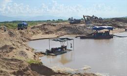 Phú Yên xử phạt doanh nghiệp vi phạm trong khai thác khoáng sản