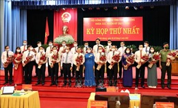 Thủ tướng Chính phủ phê chuẩn Chủ tịch, Phó Chủ tịch UBND của 10 tỉnh, thành phố