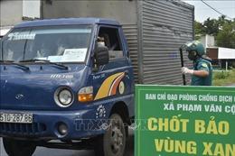 TP Hồ Chí Minh: Hướng dẫn cấp giấy đi đường trong ngành giao thông vận tải