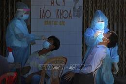 Cơ sở y tế ở Hậu Giang phải test nhanh SARS-CoV-2 trước khi khám bệnh