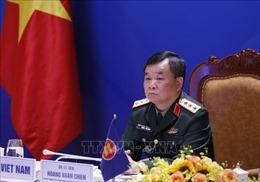Thượng tướng Hoàng Xuân Chiến tiếp Đại sứ Trung Quốc tại Việt Nam