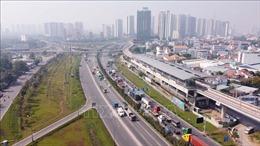 Khai thác hiệu quả quỹ đất quanh nhà ga các tuyến metro tại TP Hồ Chí Minh