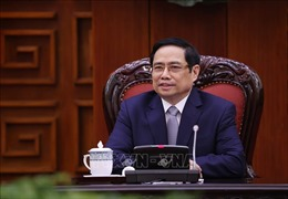 Thủ tướng Phạm Minh Chính tiếp Đại sứ Liên bang Nga tại Việt Nam