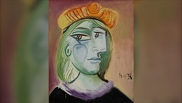 Chuẩn bị đấu giá tranh Picasso lớn nhất từ trước tới nay tại Las Vegas