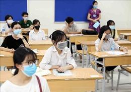 Trên 11.000 thí sinh của 39 tỉnh, thành đăng ký dự thi tốt nghiệp THPT đợt 2