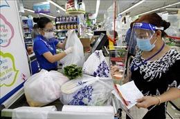 Nguồn cung thực phẩm dồi dào, đáp ứng đủ nhu cầu của người dân TP Hồ Chí Minh
