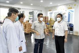 TP Hồ Chí Minh cần tập trung tiếp nhận, điều trị cho bệnh nhân COVID-19 nặng