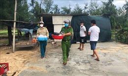 Bão số 5 di chuyển chậm, sẽ đổ bộ vào đất liền từ Thừa Thiên-Huế đến Quảng Ngãi