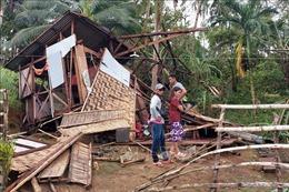 Philippines: Bão Conson làm ít nhất 3 người thiệt mạng, 31 người mất tích