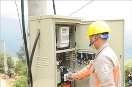 Điện lưới quốc gia về với xã vùng sâu Háng Đồng ở Sơn La