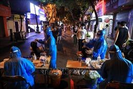 Dỡ bỏ cách ly y tế 'ổ dịch' lớn nhất quận Ba Đình