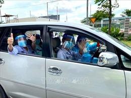 TP Hồ Chí Minh huy động trên 1.700 F0 khỏi bệnh tham gia phòng, chống dịch