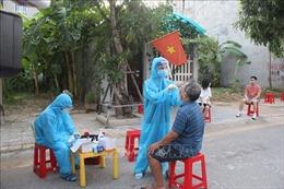 94% người dân thành phố Thanh Hóa được xét nghiệm sàng lọc SARS-CoV-2