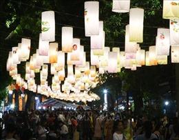 'Lồng đèn thắp sáng ước mơ'kết nối thiếu nhi 7 tỉnh, thành phố đêm Trung thu