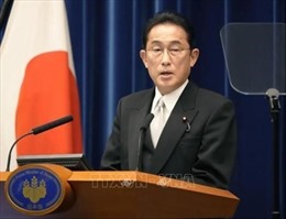 Tân Thủ tướng Nhật Bản thông báo thời điểm tiến hành tổng tuyển cử
