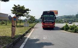 Lào Cai thí điểm nối lại hoạt động vận tải hành khách liên tỉnh
