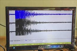 Động đất có độ lớn 3.3 tại Điện Biên