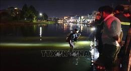 Xem xét làm lan can bờ kè hồ Búng Xáng ở Cần Thơ sau tai nạn chết người