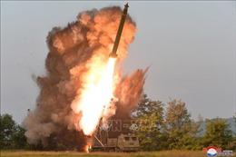 Triều Tiên phóng thử tên lửa, Mỹ kêu gọi kiềm chế 'khiêu khích'