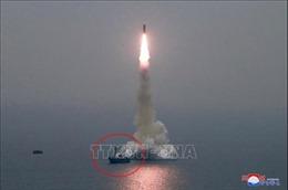 Triều Tiên 'phản pháo' các nước châu Âu về vụ thử tên lửa mới