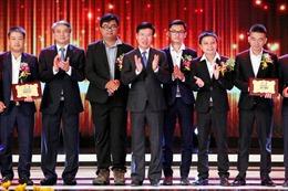 Giải thưởng Nhân tài Đất Việt 2018 vinh danh 2 sản phẩm xuất sắc nhất trong lĩnh vực CNTT