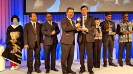 Quảng Ninh nhận giải thưởng ASOCIO dành cho Chính quyền số xuất sắc