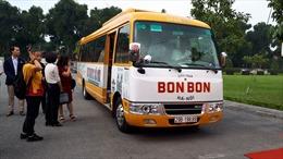Bonbon city tour phục vụ phóng viên quốc tế tác nghiệp tại Hội nghị thượng đỉnh Mỹ - Triều Tiên lần 2