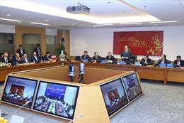 Phó Thủ tướng Vương Đình Huệ thăm, làm việc với một số cơ quan, đơn vị