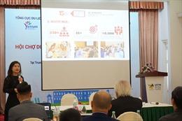 Hội chợ ITE Thành phố Hồ Chí Minh xúc tiến quảng bá vào 4 thị trường du lịch quốc tế trọng điểm