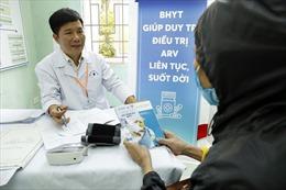 BHYT là nguồn tài chính bền vững cho những người nhiễm HIV/AIDS
