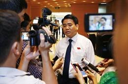 Chủ tịch UBND TP Hà Nội: Sẽ xử lý vi phạm đất đai tại Sóc Sơn theo kết luận thanh tra