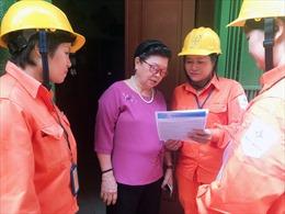 Hà Nội đẩy mạnh tuyên truyền an toàn điện mùa mưa bão