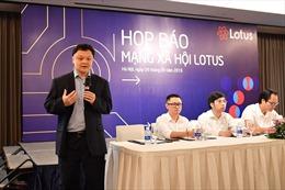 Mạng xã hội Lotus sẽ tập trung vào nội dung để thu hút người dùng