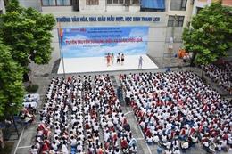 Đẩy mạnh tuyên truyền sử dụng điện an toàn, hiệu quả tại các trường học trên địa bàn Thủ đô