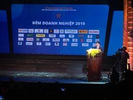Hà Nội vinh danh gần 200 doanh nghiệp tiêu biểu