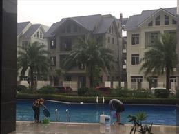 Hà Nội thông báo nước sạch sông Đà không còn vệt dầu, khuyến nghị dùng tắm giặt